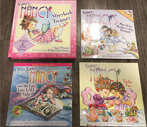 Fancy Nancy Book Collection