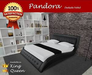 New European Design Leather*/Fabric Bedroom Furniture Collection Rocklea Brisbane South West Preview