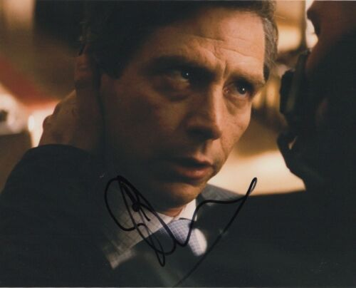 Ben Mendelsohn Dark Knight Autographed Signed 8x10 Photo COA O5D
