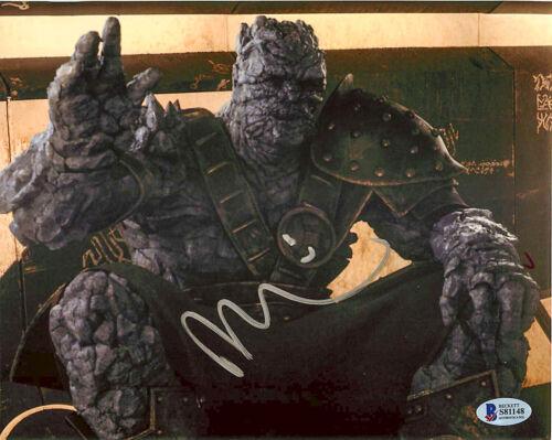 *KORG* Taika Waititi Signed 'Thor Ragnarok' 8x10 Photo EXACT Proof BAS