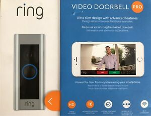 Ring Pro - Video Door Bell