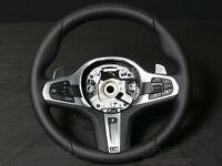 BMW F20 F21 F22 F30 F31 F33 F34 GT Lenkrad Lederlenkrad neu bezogen Perfo Nappa