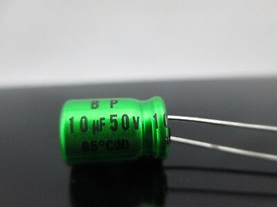 Japan 1pcs Nichicon 10uf 50v Muse Es Bp Bi-polarized For Audio Capacitor Caps