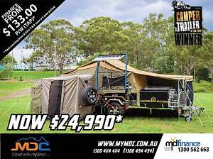 Market Direct Campers 2017 Venturer (Cape York Edition) Campbellfield Hume Area Preview