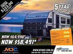2017 MDC XT-17HRT OFFROAD CARAVAN Manunda Cairns City Preview