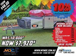 MDC - Market Direct Campers 2017 Offroad T-Box Camper Trailer Mount Louisa Townsville City Preview