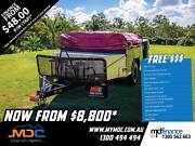 Market Direct Campers 2017 Offroad T-Box Camper Trailer Campbellfield Hume Area Preview
