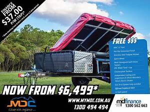 2017 MDC - Market Direct Campers Gal Extreme Camper Trailer St Marys Mitcham Area Preview