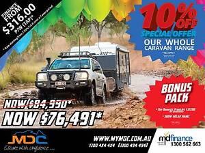 2017 MDC XT-22HRT OFFROAD CARAVAN Mount Louisa Townsville City Preview