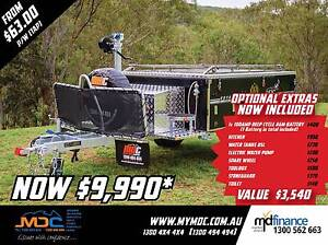 MDC VOYAGER RF HARDFLOOR CAMPER TRAILER Campbellfield Hume Area Preview