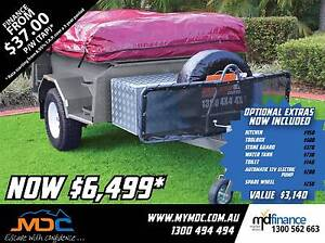 Market Direct Campers 2017 Extreme Explorer Camper Trailer St Marys Mitcham Area Preview