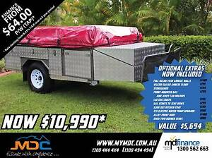 2017 MDC STEPTHROUGH SOFTFLOOR CAMPER TRAILER Manunda Cairns City Preview