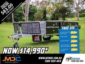 2017 MDC EXPLORER FORWARD FOLD CAMPER TRAILER Salisbury Brisbane South West Preview