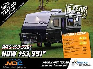 2017 MDC XT-15HR OFFROAD CARAVAN Campbellfield Hume Area Preview