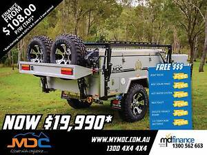 2017 MDC CRUIZER SLIDE HARDFLOOR CAMPER TRAILER Salisbury Brisbane South West Preview
