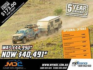2017 XT-12-DB HYBRID FULL OFFROAD CARAVAN Salisbury Brisbane South West Preview