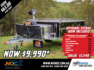 MDC VOYAGER RF HARDFLOOR CAMPER TRAILER Condell Park Bankstown Area Preview
