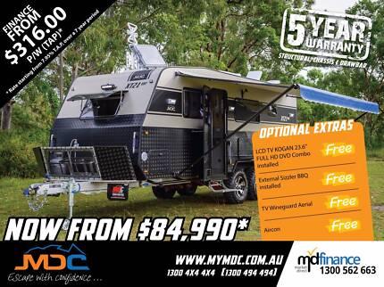 2017 Market Direct Campers