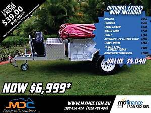 2017 MDC - Market Direct Campers Gal Extreme Camper Trailer Campbellfield Hume Area Preview