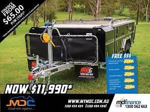 2017 MDC EXPLORER HARDFLOOR CAMPER TRAILER Salisbury Brisbane South West Preview