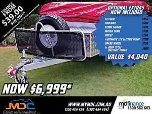 2017 MDC - Market Direct Campers Gal Extreme Camper Trailer Manunda Cairns City Preview