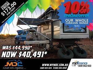 2017 XT-12DB HYBRID OFFROAD CARAVAN Manunda Cairns City Preview