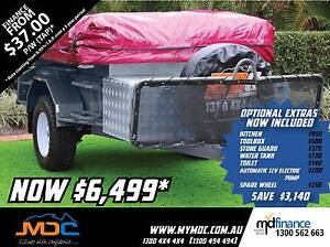 2017 MDC OFFROAD DELUXE CAMPER TRAILER Manunda Cairns City Preview