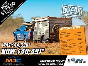 2017 XT-12 HYBRID FULL OFFROAD CARAVAN Mount Louisa Townsville City Preview