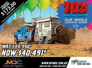 2017 XT-12 HYBRID FULL OFFROAD CARAVAN Salisbury Brisbane South West Preview