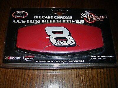 Die Cast Chrome Custom Hitch Cover Winner