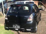 2008 Suzuki Swift Hatchback Taree Greater Taree Area Preview