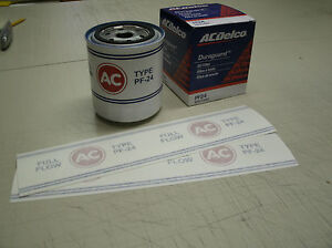 PF-25-AC-OIL-FILTER-DECAL