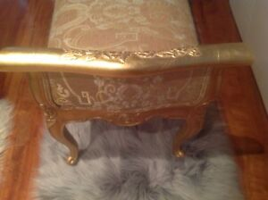 Antique Style French Gilt Seat Edithvale Kingston Area Preview