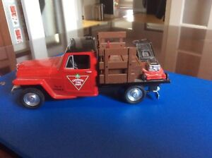Canadian Tire Die Cast Trucks