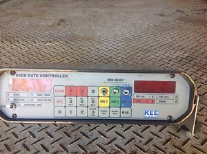 Kee rate controller & Simplicity air seeder cable Dalby Dalby Area Preview