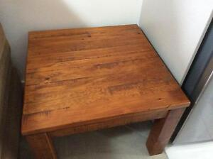 Pair of solid pine sofa tables excellent condition bargain Harrison Gungahlin Area Preview