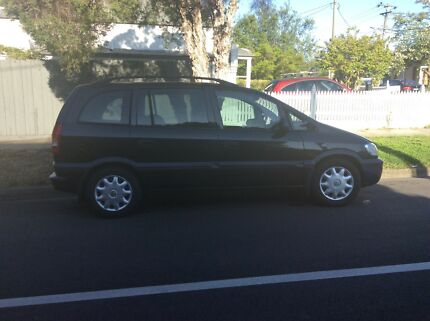 Holden Zafira 7 seater DVD player new head and timing chains