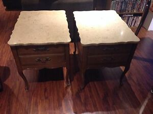 French Provincial coffee table set Antique Cambridge Kitchener Area image 1