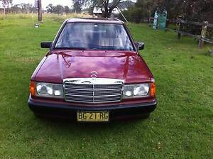 FOR SALE. MERCEDES 190e 1992 $4500 Wingham Greater Taree Area Preview