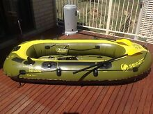 Sevylor HF 280 Fish Hunter Inflatable Dinghy Mowbray Launceston Area Preview