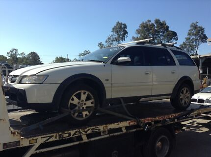 Holden adventurer 2005 wagon 6 cyl ( wrecking complete vehicle) Loganlea Logan Area Preview