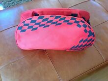 Brand new red carry bag with black chequerd print Stirling Stirling Area Preview