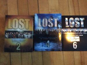 Lost season 2-4-6