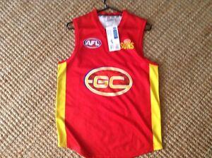 Brand new Gold Coast Suns Jersey
