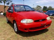 1999 Ford Festiva WF Demon 4 Cyl Auto 3 months rego Woodbine Campbelltown Area Preview