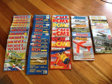 Wanted: Radio Controlled Plane Magazines