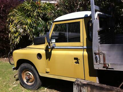 Series 3 Land Rover tray back good condition Coffs Harbour 2450 Coffs Harbour City Preview