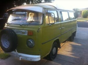1974 Volkswagen Kombi Van/Minivan Gepps Cross Port Adelaide Area Preview