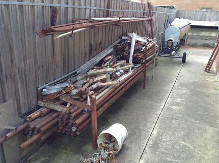 Scaffolding -  $2,000
