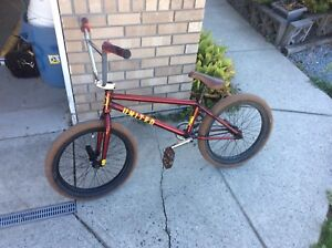 Fully Loaded United Supreme BMX
